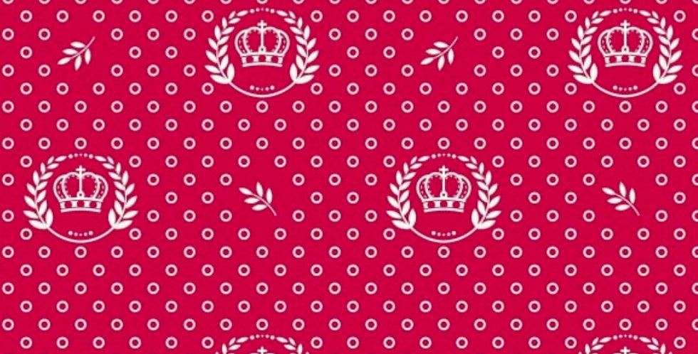Ninho Baby - Coroa Vermelha com Ramos