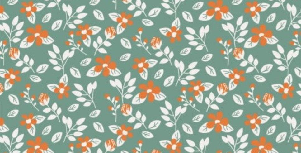 Ninho Baby - Florzinha Verde
