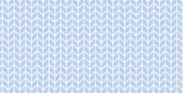 Lençol - Telhadinho Azul Claro
