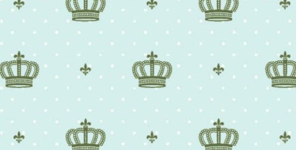 Lençol - Coroa Verde