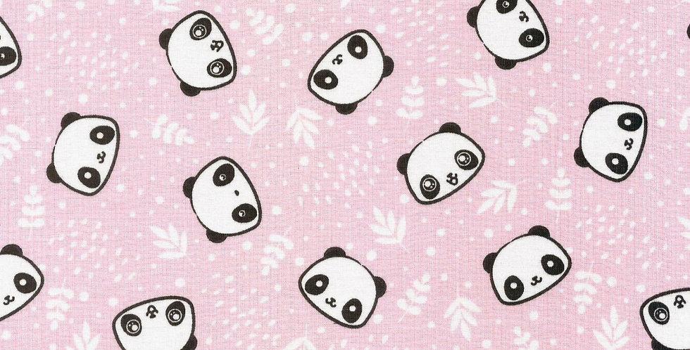 Lençol - Panda Rosa