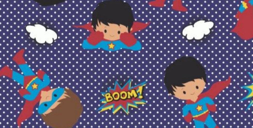 Ninho Baby - Super Homem
