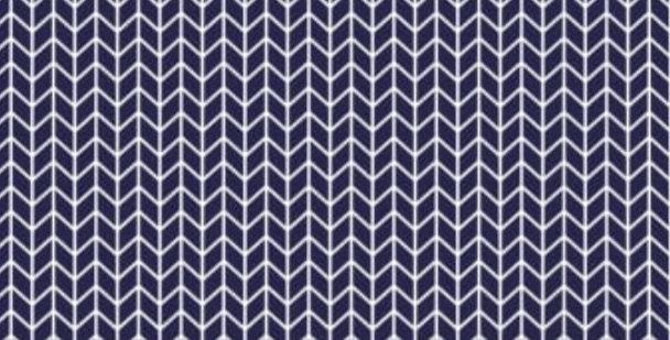 Lençol - Telhadinho Azul Marinho