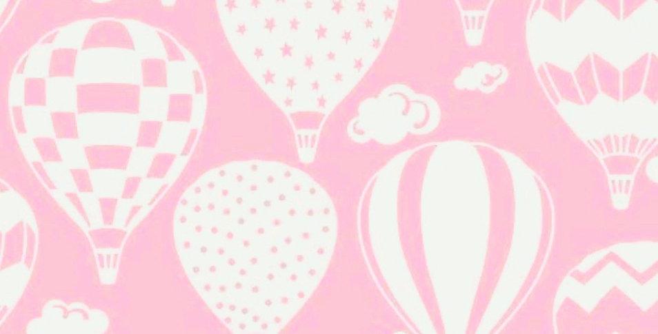 Ninho Baby - Balão Branco com Rosa