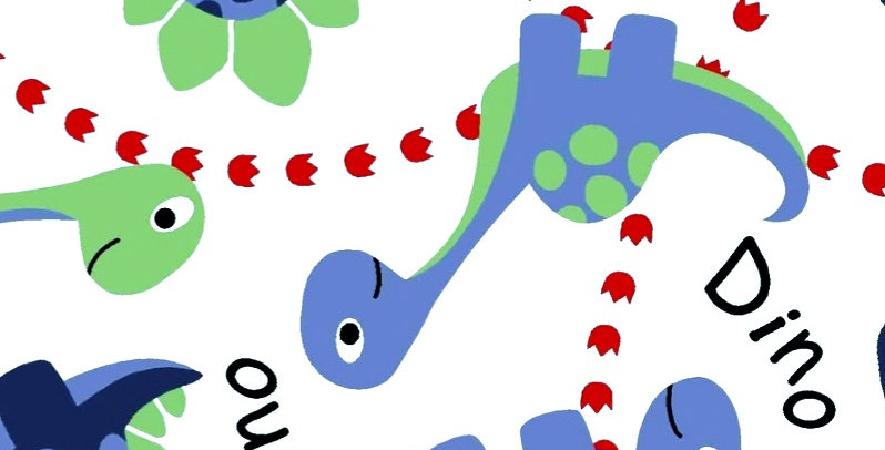 Ninho Baby - Dinossauros