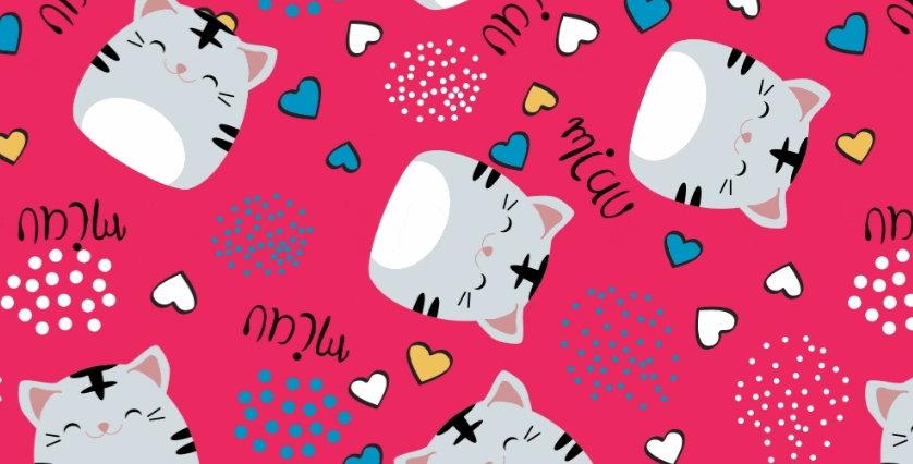 Ninho Baby - Gatinho Pink