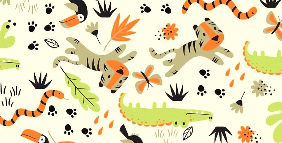 Lençol - Floresta