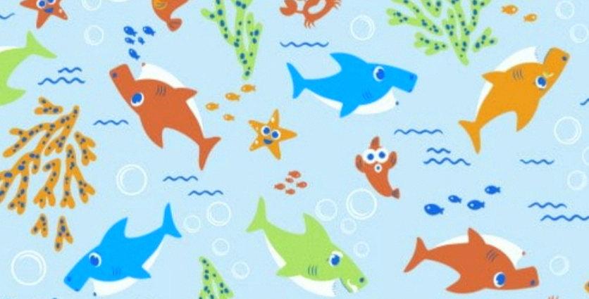 Lençol - Fundo do Mar