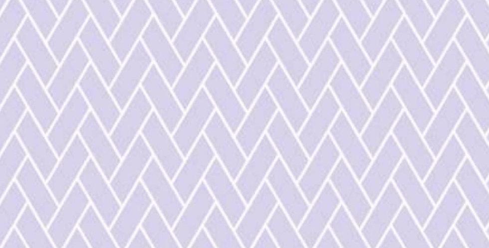 Lençol - Geométrico Lilás