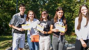 Hai Moldova a decernat diplome celor mai activi voluntari din cadrul Zilei Globale de Curețenie