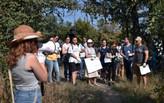 Echipa Hai Moldova și alți 50 de voluntari au curățat albia râului Bîc