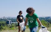Hai Moldova vă invită la o curățenie test pe albia râului Bîc
