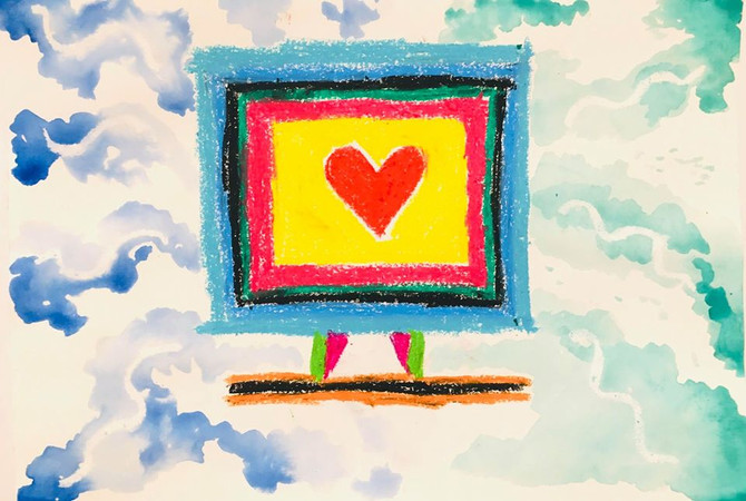 Art Therapy online - how does it work? - Art Therapy