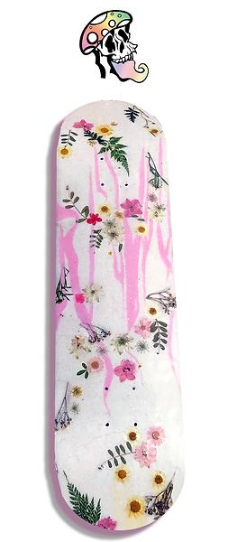 Violet floral front promo board.png