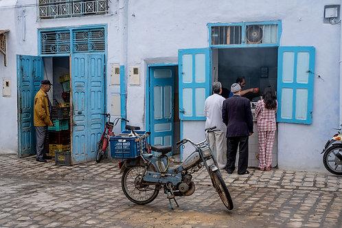 Kairouan Market