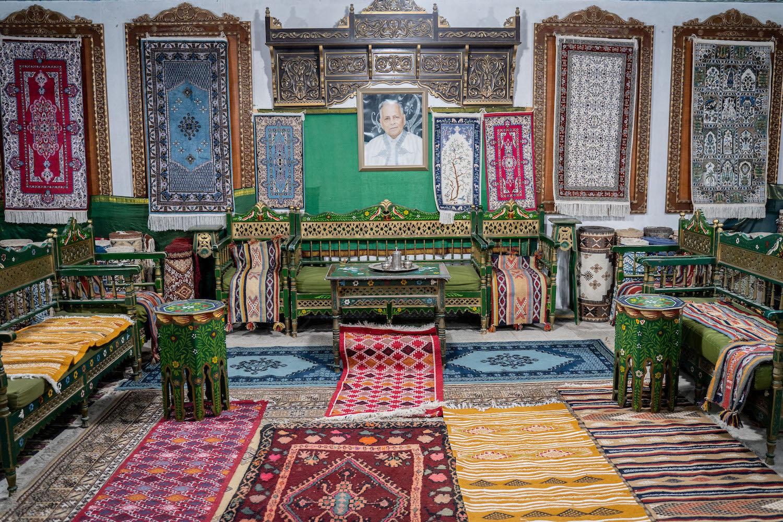 maison du tapis kairouan