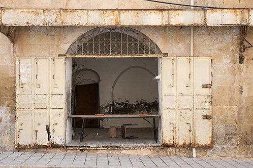 Emptiness  - Hébron Palestine