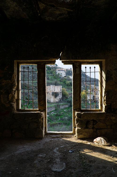 Lifta - La Croix - Jérusalem