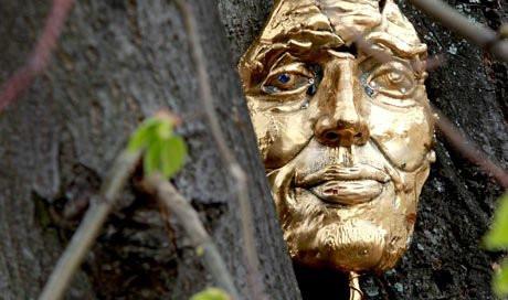 Shakespeare's mask 2011