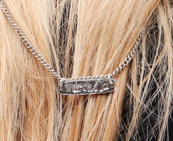 Warchild necklace 2017