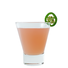 Blood Spiced Martini