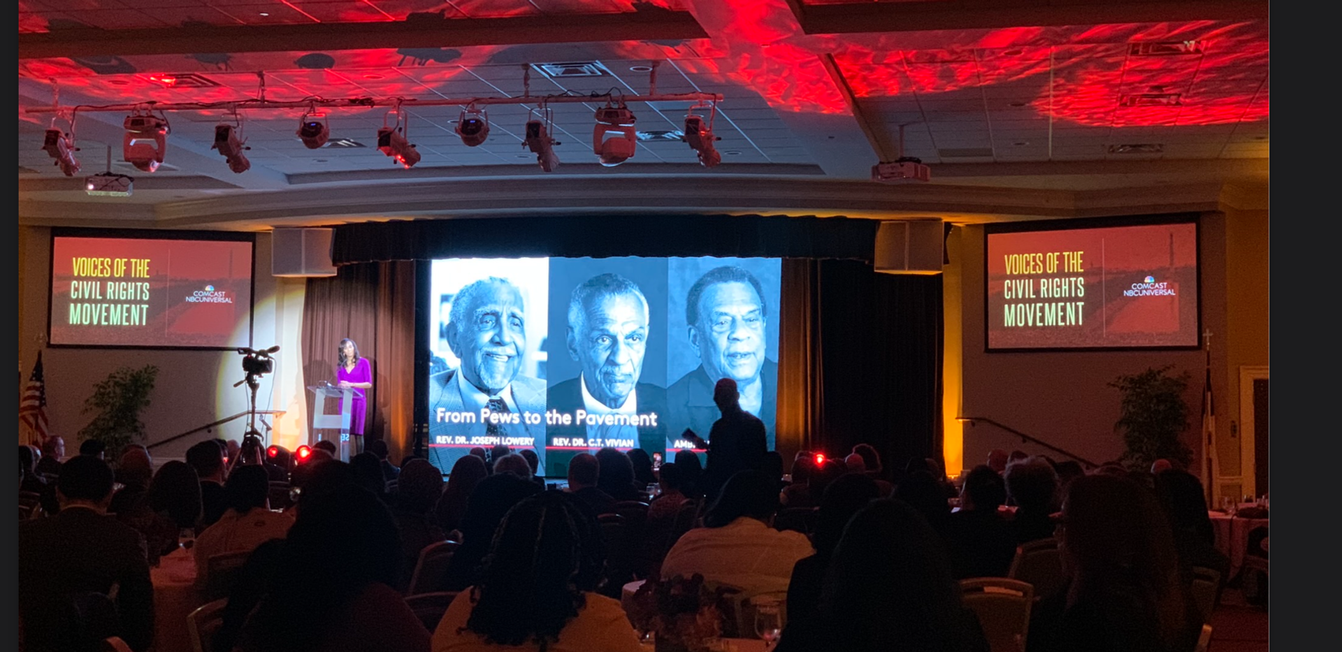Comcast's Voices of the Civil Rights Mov