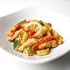 Calamari Fries