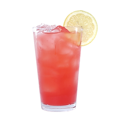 Spiked Raspberry Lemonade