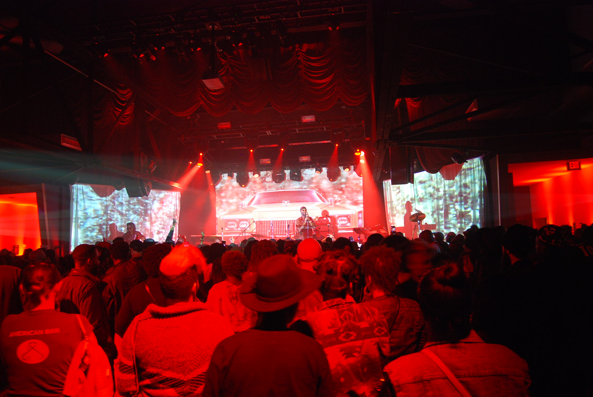 Terminal West After
