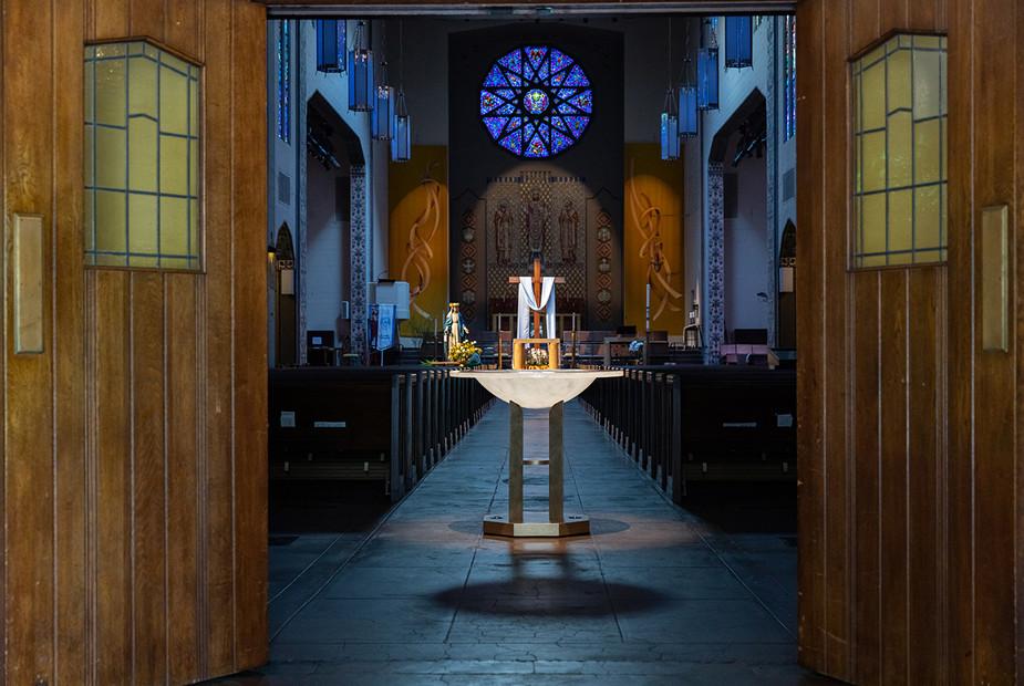 St. Joseph's, Seattle Washington