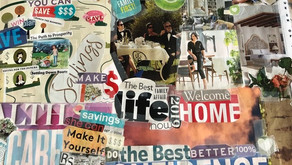 Vision Board Making on Saturday January 11th at 12pm