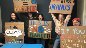 Join the Youth Led Climate Strike!