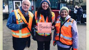 Winter Volunteer Appreciation Party!