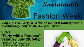 Lopez *Sustainable* Fashion Week!