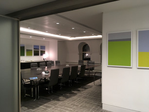 The Yorkshire Dales at Travers Smith's offices in London 2016-2017