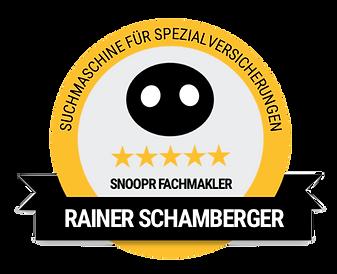 Rainer Schamberger, Versicherungsmakler Dresden, Handwerksmakler,  Siegel Fachmakler, Snoopr, Selbstständigkeit Schornsteinfeger