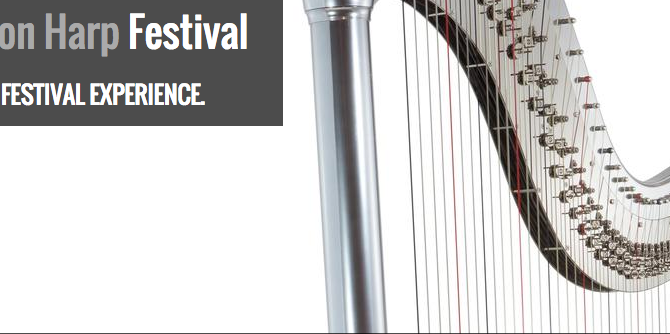 Addi & Jacq will be Featured Guest Artist at the 2015 Princeton Harp Festival!
