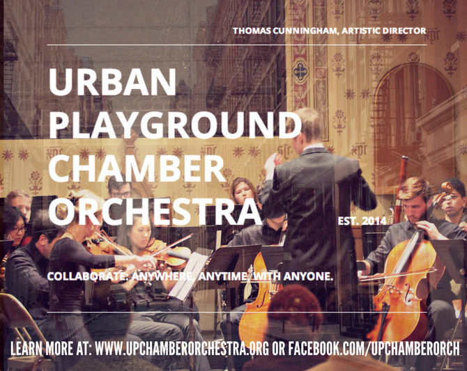 Addi & Jacq join forces with the Urban Playground Chamber Orchestra