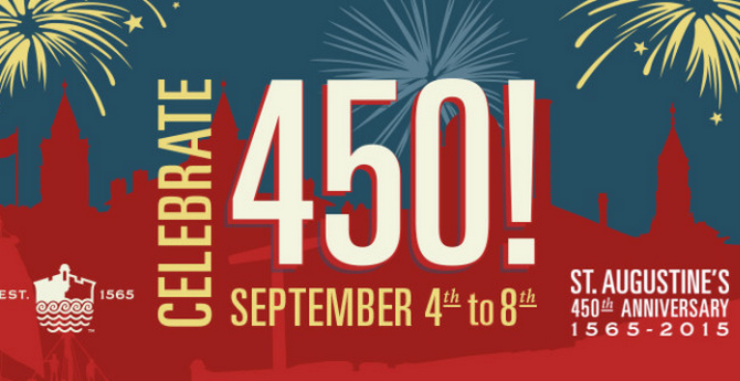Addi & Jacq are playing in St. Augustine's 450th Celebration Sept 5th!