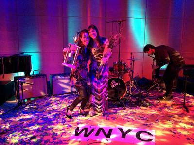 WNYC's Greenespace