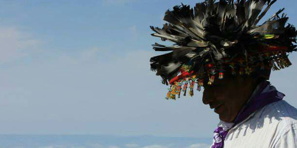 The Origin Peyote Ceremony