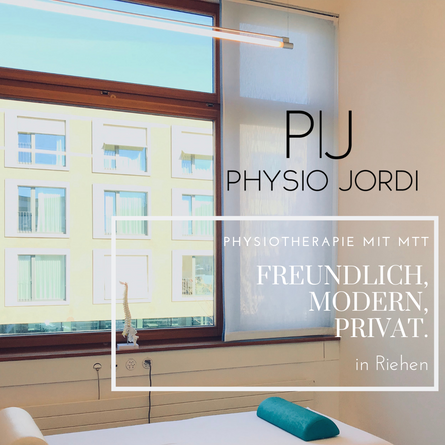 Moderne Physiotherapie