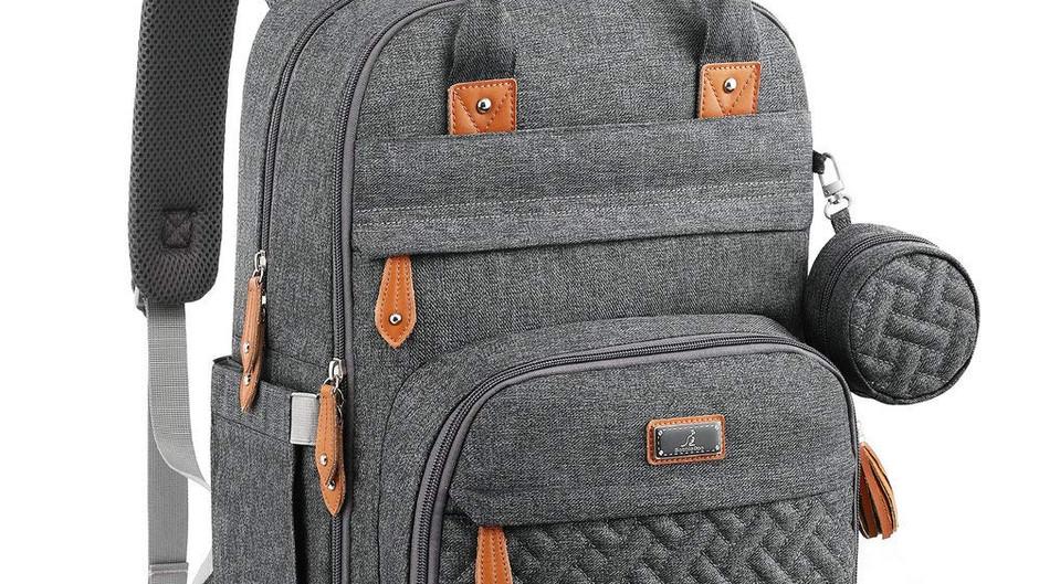 BabbleRoo Diaper Bag/Backpack
