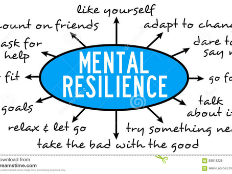 Six Steps to Developing Resilience