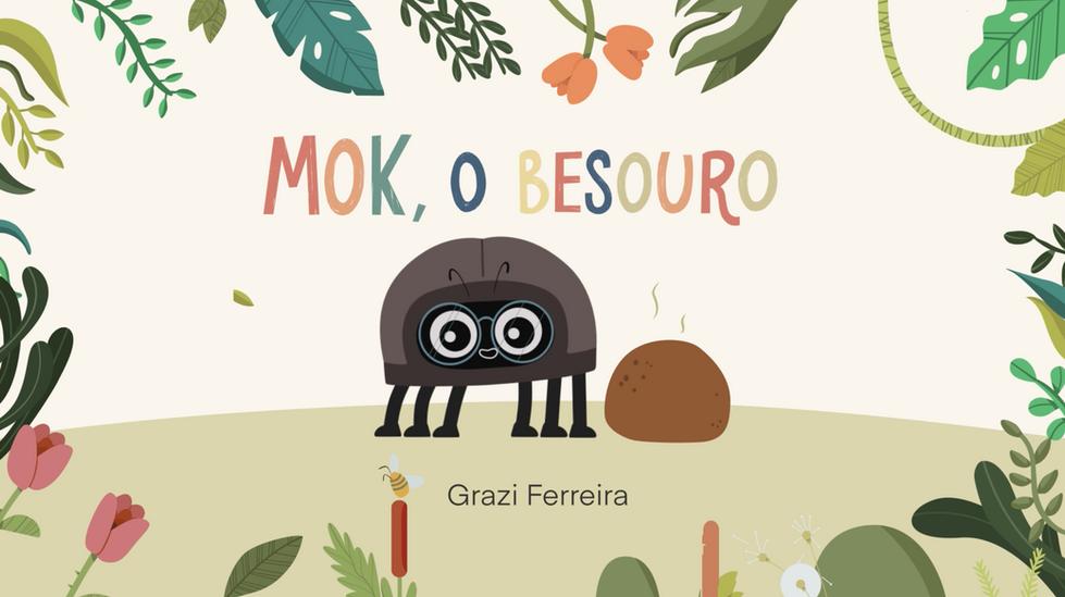 Mok - Livro animado