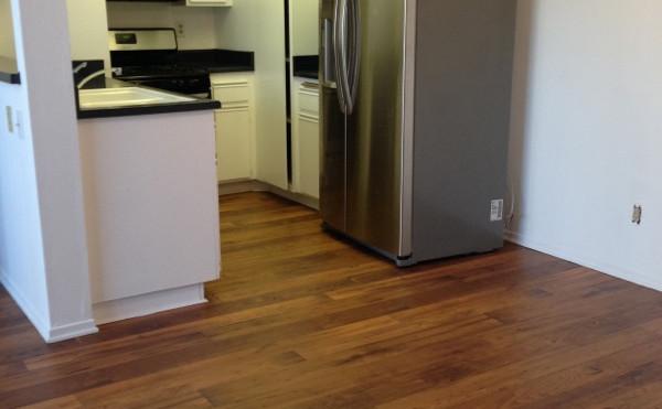 2+2.5 Townhouse Kitchen - 1,400 sq.ft.