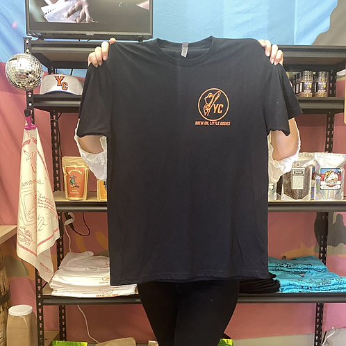 Shop Shirt in Black