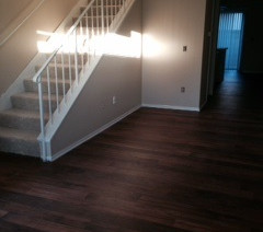 2+1.5 Townhouse - 950 sq.ft. Living Room