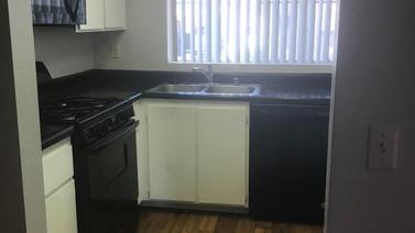 1+1 Downstairs Kitchen - 900 sq.ft.