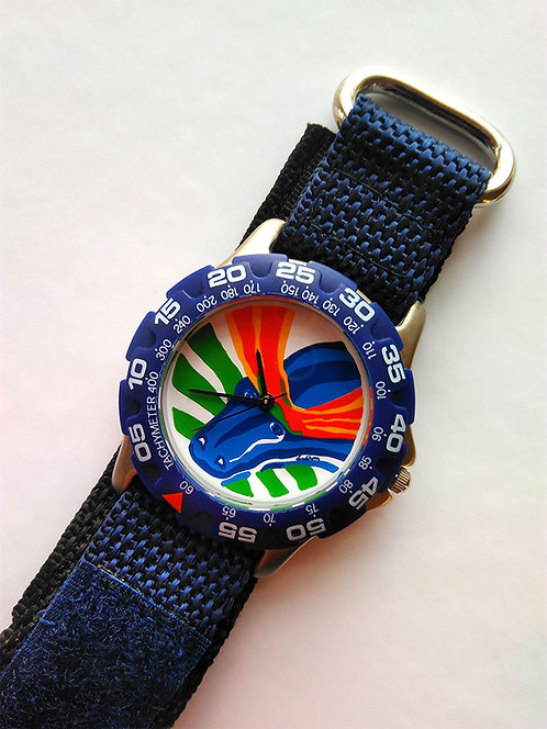 Bengt Lindström design, armbandsur Älgen, samlarobjekt